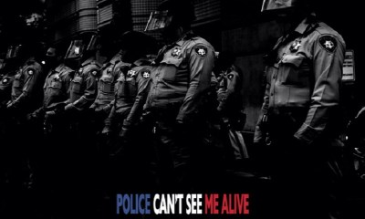 "Dizzy Wright releases his single, ""Police Can't See Me Alive,"" in honor of George Floyd, and all of the others who have unjustly lost their lives."