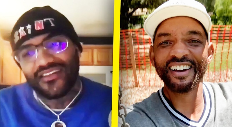 "Will Smith explains the Joyner Lucas ""Will"" single, and the official remix, which he jumped on."
