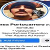 """James Portocarroro is a Private Security Guard for Precision Security Systems. While not quite law enforcement, his job is to protect the public, ALL of the public that is at his place of employment. But, James has a strong racist streak, going on Facebook and calling black people """"n******,"""" and saying the push for equality is black people being jealous about being racially inferior, wanting to be the ones to crack the whip, and that jealousy making them butthurt, so they shoot people, and burn down buildings."""