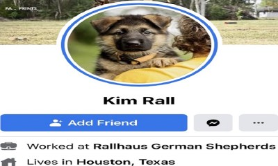 """Kim Rall is currently enjoying a lot of attention, right now, with her comments on Facebook about the police and criminals. In the wake of so many people being killed by the police, many are calling for police reform. However, Kim Rall has another point for those calling for reform and more training for police, saying that """"you"""" had 18+ years to train your children not to be """"d*ckhead thug a** criminals,"""" but here we are."""