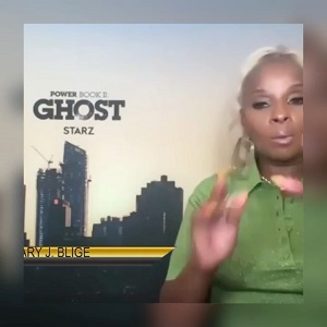 "Mary J. Blige was doing a press junket for ""Power Book II: Ghost,"" when the topic of ""auntie"" came up. While it's meant as a term of endearment, Mary J. Blige isn't impressed. She said that she doesn't like being called ""auntie,"" with people older than her calling her that, so Mary questioned why she can't be called ""sister,"" or something."
