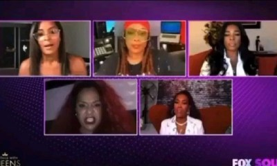"LisaRaye celebrated her birthday, today, and the people on her show, ""Cocktails with Queens,"" surprised her by bringing her sister, Da Brat, on. When Da Brat first appeared, on the screen, LisaRaye was silent, while Da Brat talked, and when she finally did, LisaRaye went all the way off, blasting Brat for not being in contact, and sharing her life on the blogs and Instagram. How she went off on her sister has fans on Twitter talking."