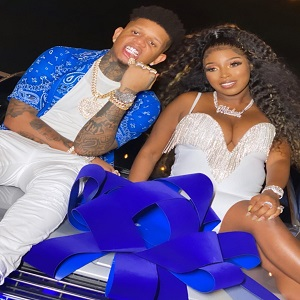 """Yella Beezy rode the independent wave all the way to a major hit single, back in 2018. Back then, he had """"That's On Me,"""" which he pushed to platinum success. Since then, Yella Beezy's found love with @_justdeee, who purchased him a Ford F-250 for his birthday."""
