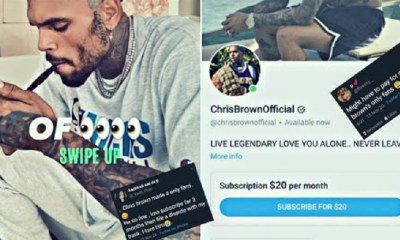 Chris Brown OnlyFans