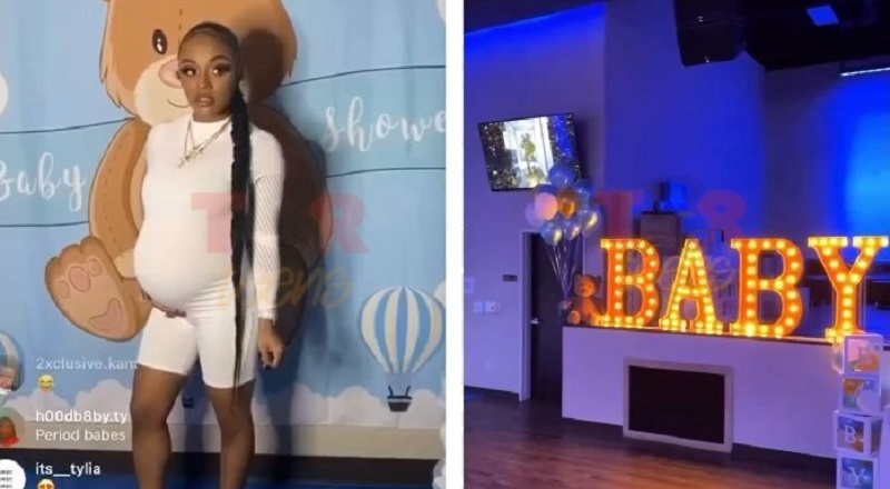 "Yaya Mayweather jumped into the Birkin bag discussion, a few weeks ago, saying she was about that life. Since then, she's confirmed being pregnant by NBA Youngboy, throwing a baby shower. Unfortunately, fans on Twitter think the baby shower is cheap, so they are now clowning Yaya and NBA Youngboy's shower, calling it ""Motel 6,"" while she brags about Birkins, adding she should have Floyd throw her a real baby shower."