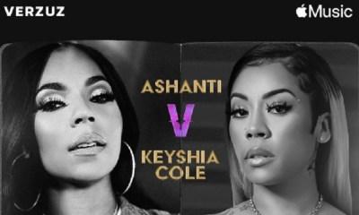 Ashanti Keyshia Cole Verzuz January 9 COVID-19