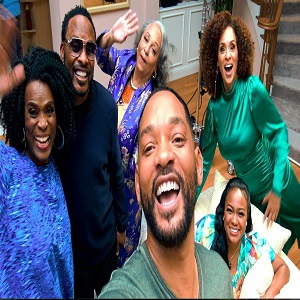 Will Smith Fresh Prince of Bel-Air Reunion Behind The Scenes