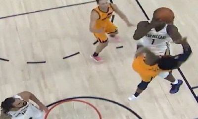 Zion bullied Derrick Favors