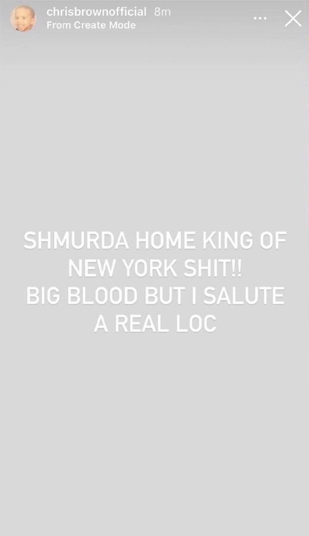 Chris Brown Bobby Shmurda King of New York