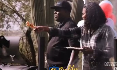 Trick Daddy April Apryl #LHHFamReunion