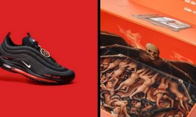 Nike denies involvement with Lil Nas X Satan shoes