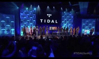 TIDAL partners 8.5 million apiece