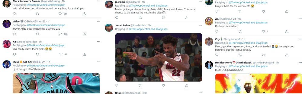 Trevor Ariza Miami Heat trade