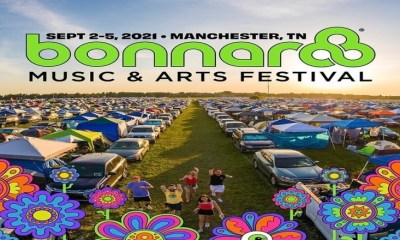 2021 Bonnaroo Music and Arts Festival Posters