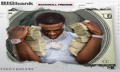 Bankroll Freddie Big Bank Album Cover