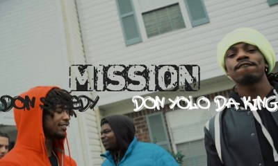 Don Speedy Don Yolo Mission music video