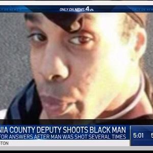 Isaiah Brown shot 10 times Spotsylvania County Virginia