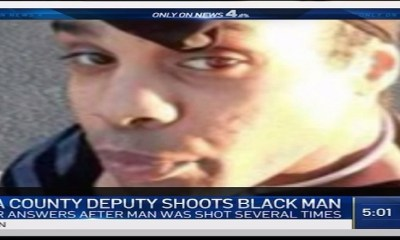 Isaiah Brown shot 10 times Spotsylvania County Virginia