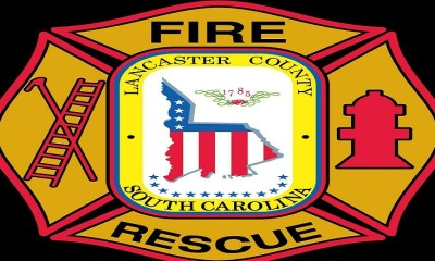 Lancaster County South Carolina fire department chief black neighborhoods