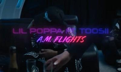Lil Poppa Toosii A.M. Flights music video