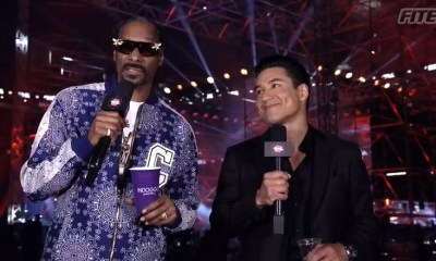 Mario Lopez Snoop Dogg