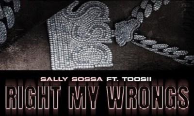 Sally Sossa Right My Wrongs