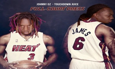 Touchdown Juice Full-Court Press single