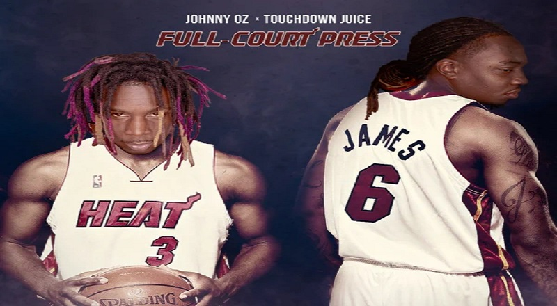 Touchdown Juice Full-Court Press single