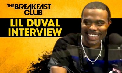 Lil Duval Breakfast Club
