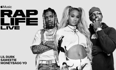 Rap Life Live Lil Durk Saweetie Moneybagg Yo