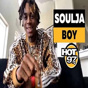 Soulja Boy Hot 97 interview