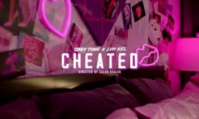 Toni Soleil Cheated music video