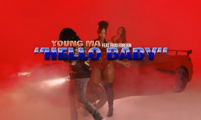 Young M.A Hello Baby music video
