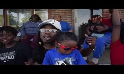 BLVCK KROWN My Fam music video