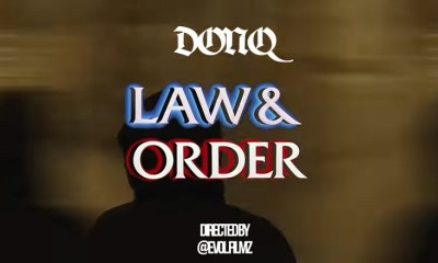 Don Q Law & Order music video
