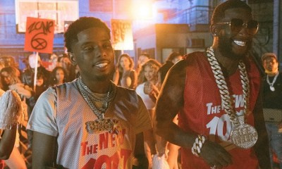 Gucci Mane Like 34 & 8 music video