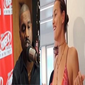Kanye West Irina Shayk DMX