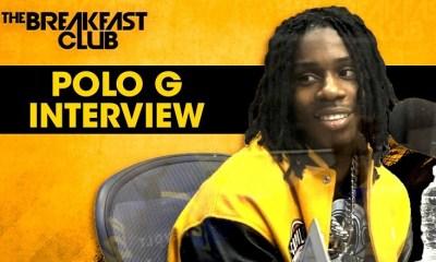 Polo G Breakfast Club