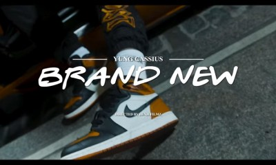 Yung Cassius Brand New music video