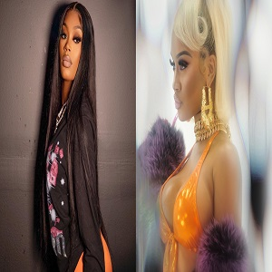 Asian Doll tells Saweetie that she is the prettiest