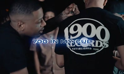 Big Sad 1900 and Cypress Moreno 700 In My Cup music video