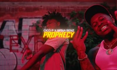 Cico P Prophecy music video
