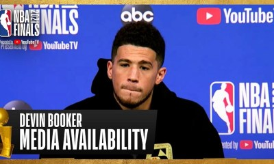 Devin Booker talks going into Game 2 of 2021 NBA Finals