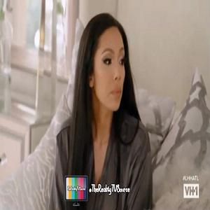 Erica Mena and Safaree's pregnancy drama plays out on Love & Hip Hop Atlanta