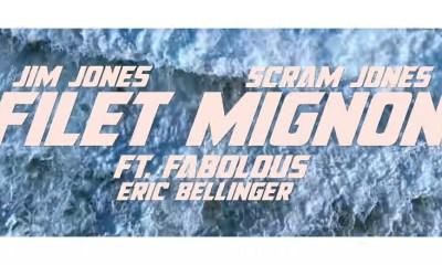 Jim Jones Filet Mignon music video