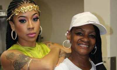 Keyshia Cole pays tribute to her mom, Frankie, on IG, after her death