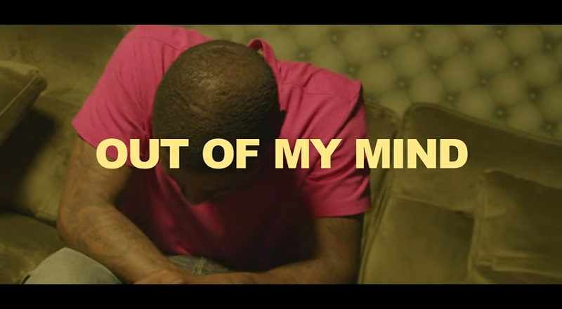 Kur Out of My Mind music video