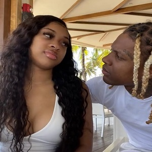 Lil Durk and India Royale exchange gunfire with home intruders