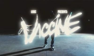 Logic Vaccine music video