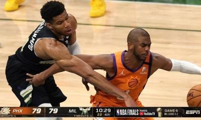 Milwaukee Bucks win the 2021 NBA Championship